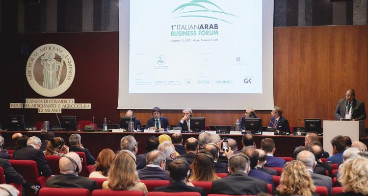 Business Forum Italo-Arabo